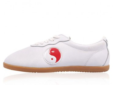 Benyue Leather Tai Chi Shoes