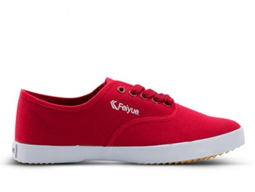 Feiyue Light Tennis Shoes - Red Shoes