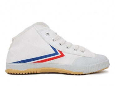 Feiyue High Top Shoes - White Shoes