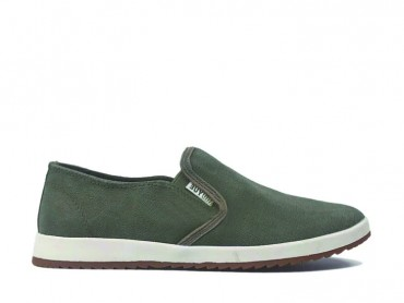 Feiyue Casual minimalist Shoes Canvas Green