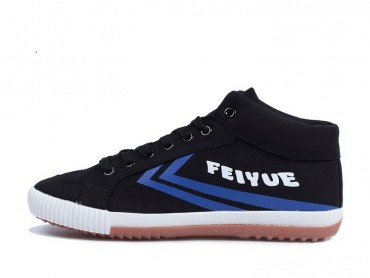 Feiyue DELTA MID Sneakers 2015 New Style - Black Shoes