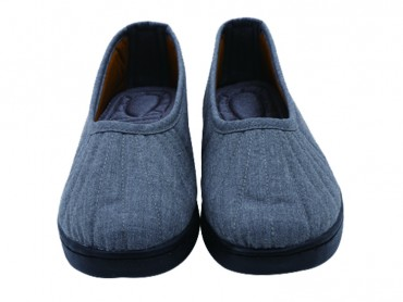 Traditional Shaolin Kung Fu Shoes Cotton Shoes Grey