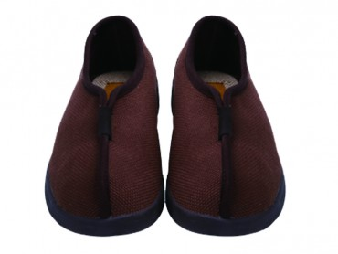 Traditional Shaolin Kung Fu Shoes Knited Shoes Brown