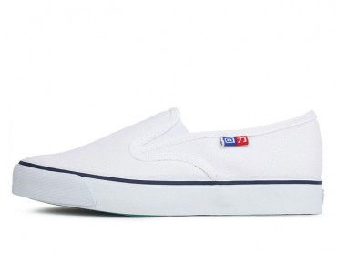 Warrior Footwear Classic Casual Shoes White