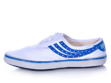 Warrior Footwear Classic Casual Shoes Blue Lane