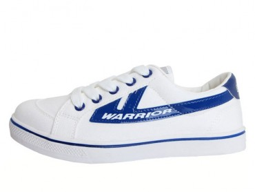 Warrior Footwear Lovers Sneaker White Blue