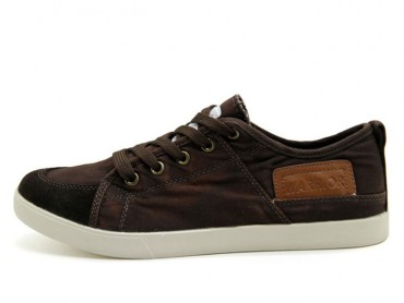 Warrior Footwear Vintage Casual Shoes Brown