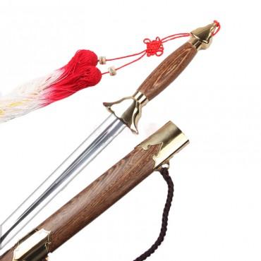 Tai Chi Sowrd Handmade Longquan Jiang Sword