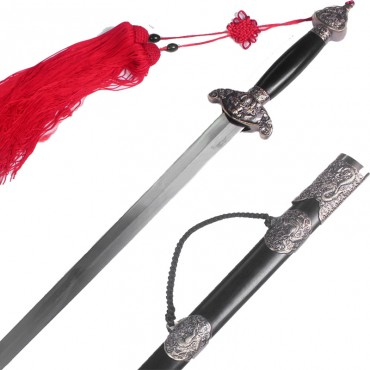 Tai Chi Sword Chinese Longquan Kunwu Sword