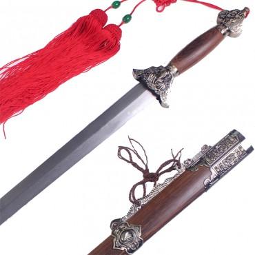 Tai Chi Sword Chinese Longquan Sanfeng Sword