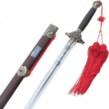 Tai Chi Sword Chinese Zodiac Pattern