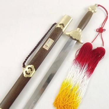 Tai Chi Sword Hard Sword Yang