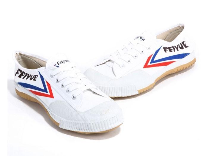 Feiyue Kung Fu Shoes, White