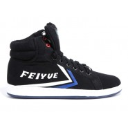 Feiyue 10N28E Black Shoes