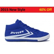 Feiyue DELTA MID Sneakers, Feiyue Blue Canvas Shoes, Feiyue DELTA MID Sneakers 2015