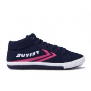 Feiyue DELTA MID Sneakers, Feiyue Navy Blue Canvas Shoes, Feiyue DELTA MID Sneakers 2015