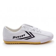 Feiyue Shoes 2015 New Style White Black Plain Sneaker