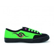 Feiyue Shoes Chinoiserie Green