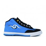 Feiyue Shoes Chinoiserie High Top Blue