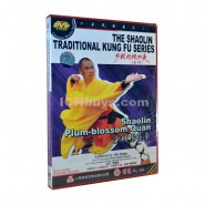 shaolin, shaolin kung fu, shaolin kung fu dvd, shaolin kung fu video, shaolin kung fu video dvd,Shaolin Kung Fu DVD Shaolin Applied Tactics of Shaolin Plum-blossom Quan Video