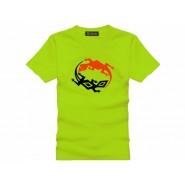 Tai Chi T-shirt, Tai Chi T-shirt Liard, Tai Chi T-shirt Green