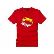 Tai Chi T-shirt, Tai Chi T-shirt Liard, Tai Chi T-shirt Red