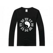 Tai Chi T-shirt, Tai Chi T-shirt long sleeve, Tai Chi T-shirt Black