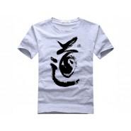 Tai Chi T-shirt, Tai Chi T-shirt Tao, Tai Chi T-shirt Tao Grey