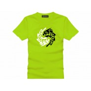 Tai Chi T-shirt, Tai Chi T-shirt Beast, Tai Chi T-shirt Green