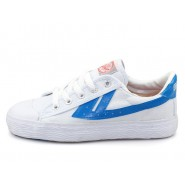 Warrior Footwear, Warrior Footwear basketball shoes, Warrior Footwear basketball shoes white blue