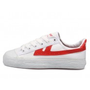 Warrior Footwear Classic - White/Red shoes