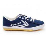 Feiyue Shoes 2015 New Style Blue White Plain Sneaker